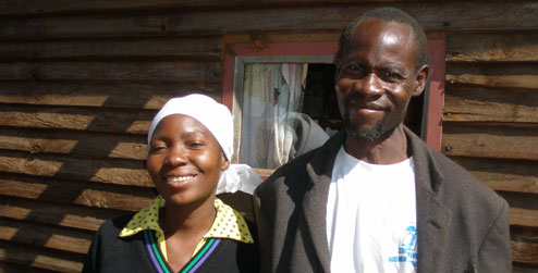 Khumbulani and Jane | Progressio