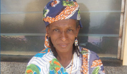 Katoucha is a Fulani grandmother