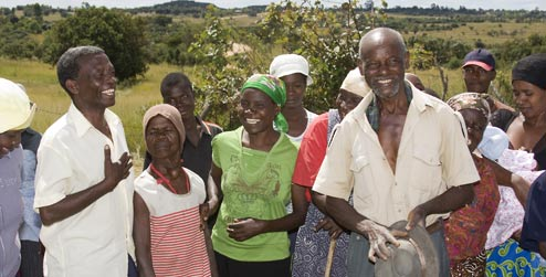 a community in the Wedza district, Zimbabwe