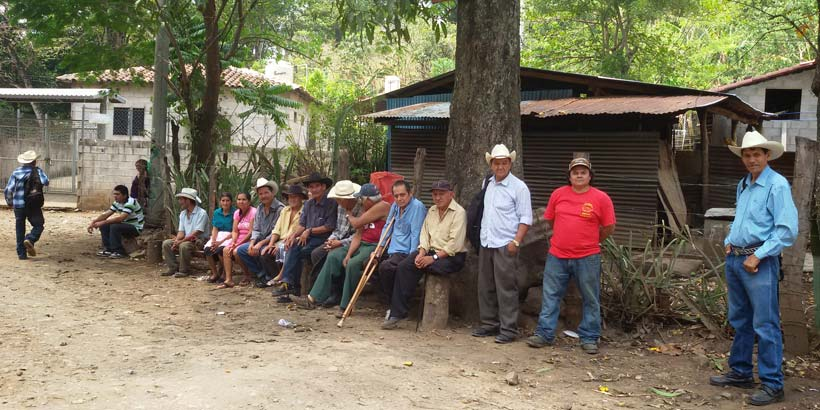 Community in Santa Marta