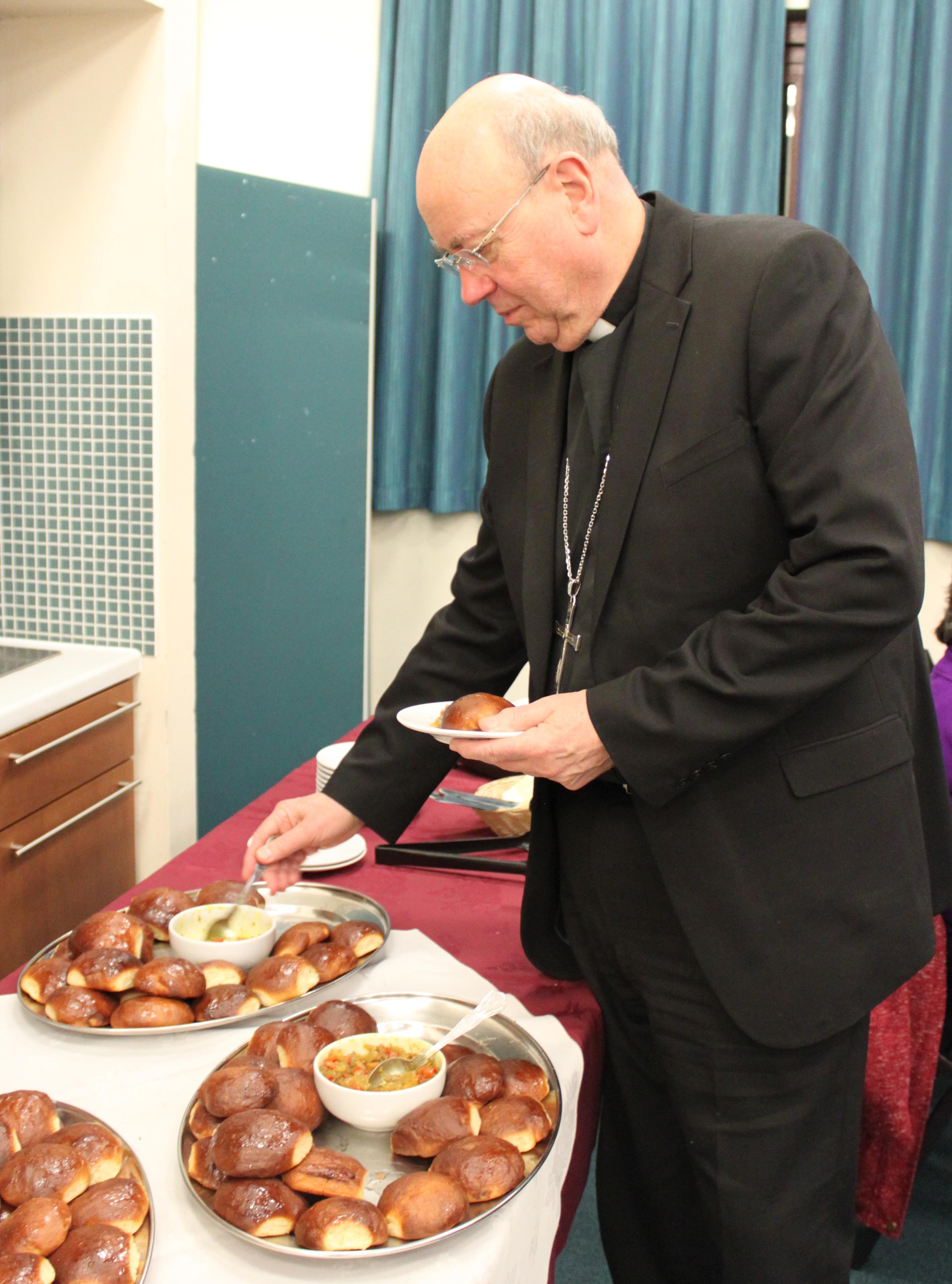 Archbishop Malcolm