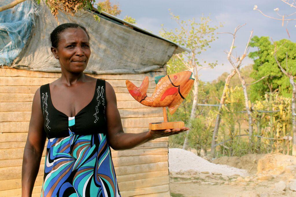 Progressio income generation project in Dominican Republic-Haiti 2015