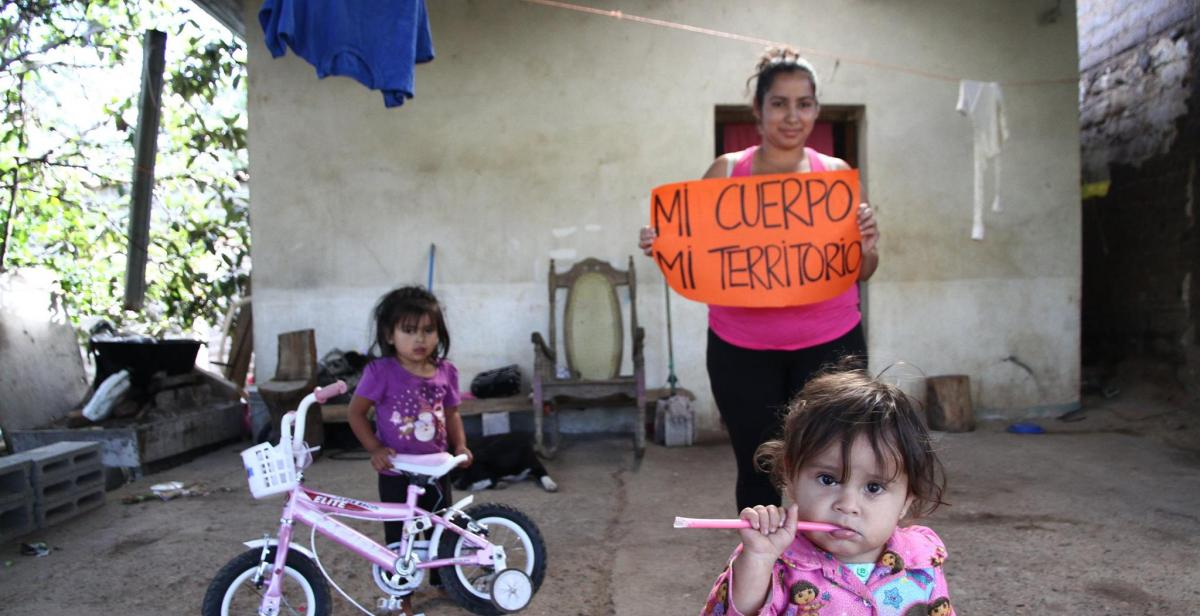Awareness raising campaign to end gender based violence in Honduras