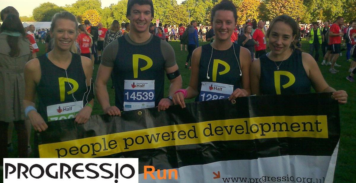Run for Progressio