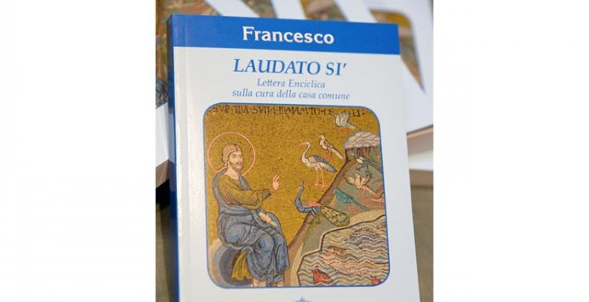 Laudato Si' is Pope Francis' environmentally-focused encyclical