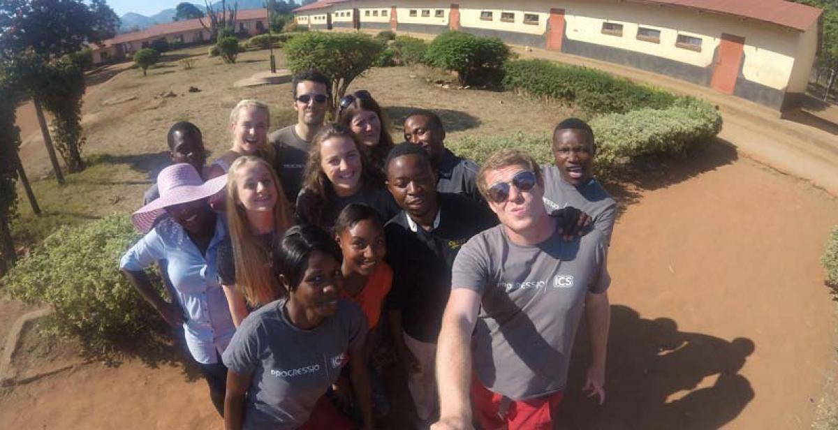 DOMCCP Team Selfie