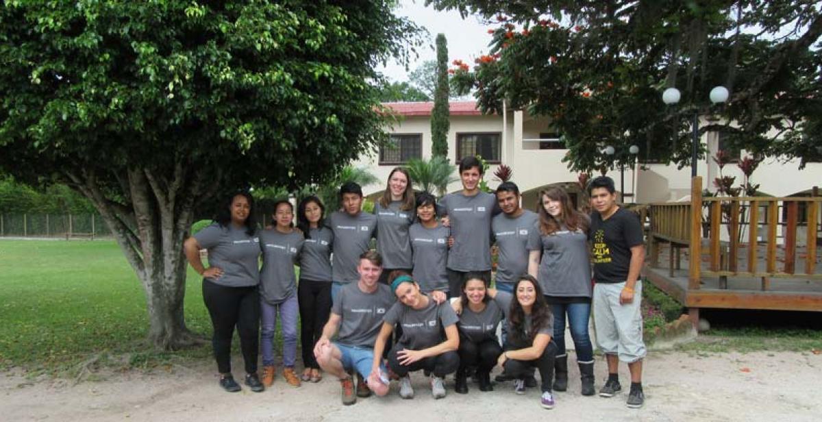 Team Libre Expression ready to travel to La Esperanza