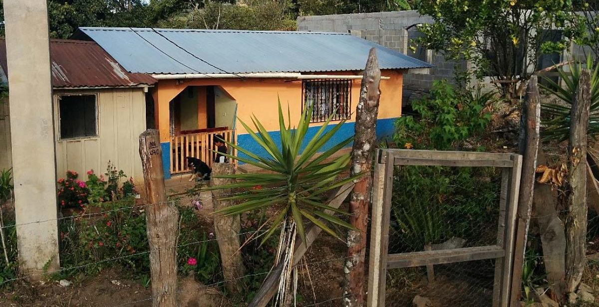 My host home in EL Carrizal
