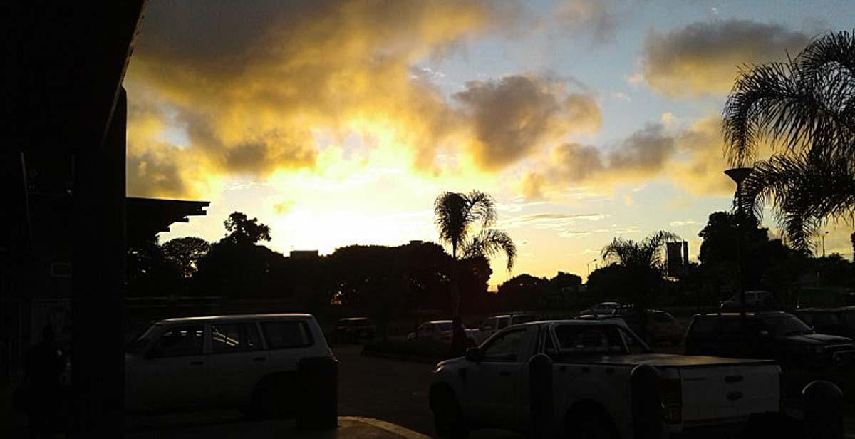 Malawi sunset