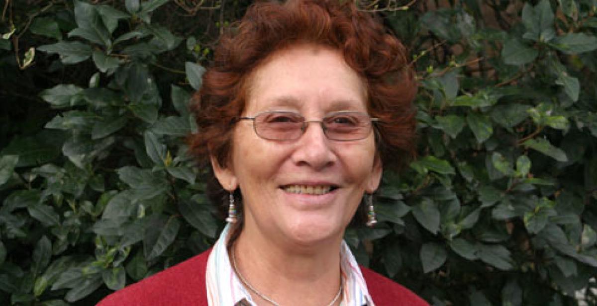 Edith Montero, Country Director for Progressio and Christian Aid in Peru