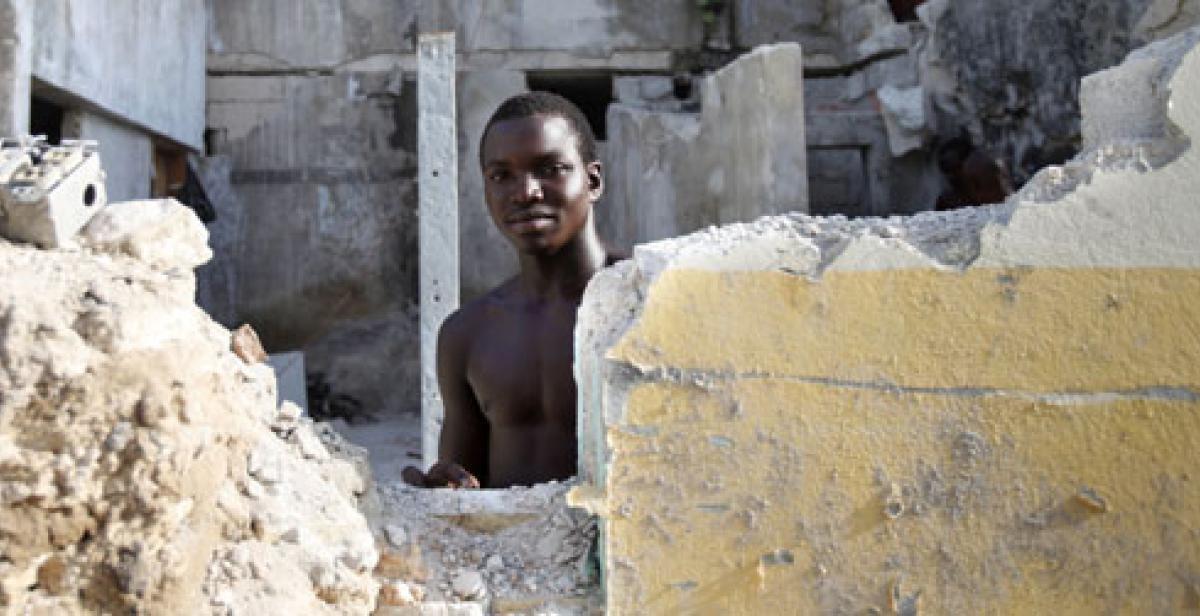 Daniel Permission in Haiti