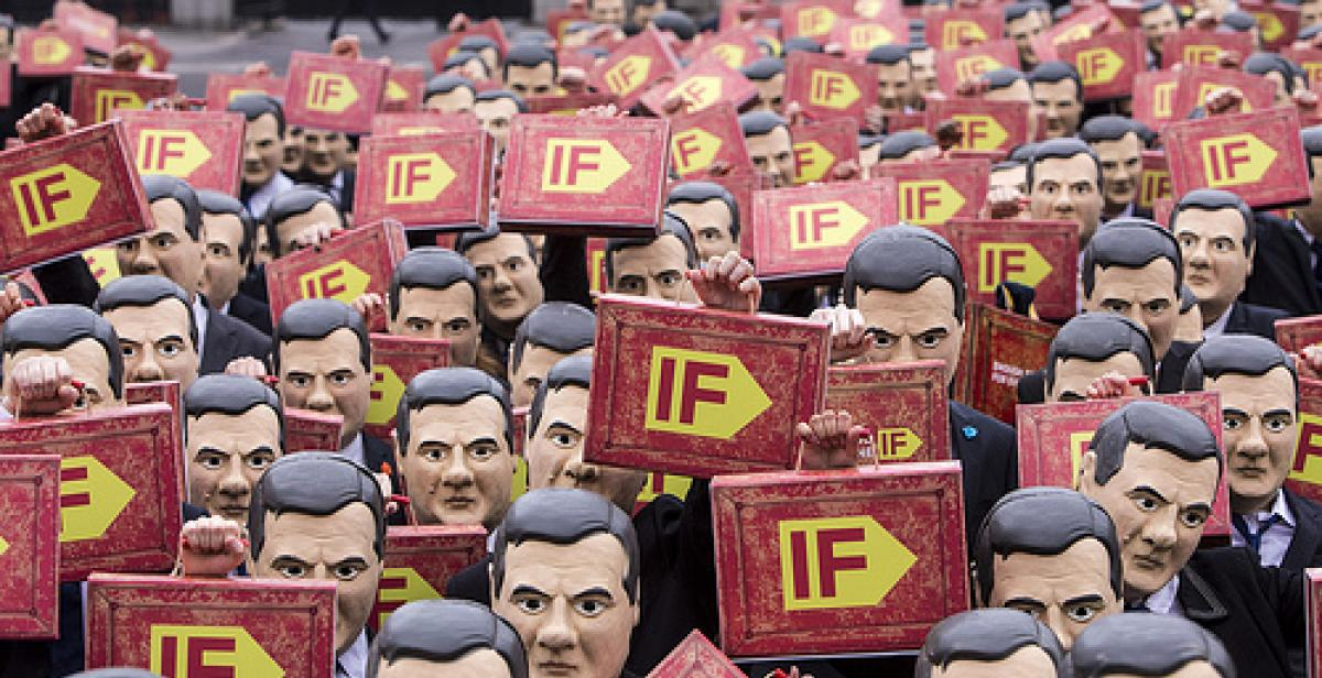 Progressio supporters were among those campaigning for the commitment to 0.7%