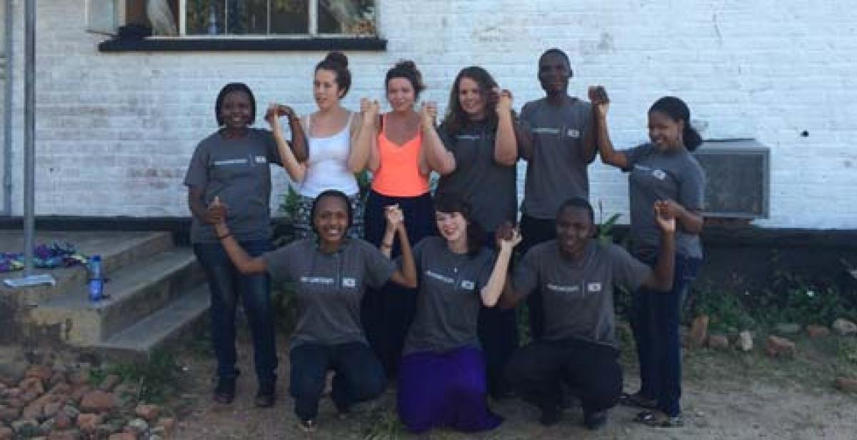The Umodzi Team, Cycle 2, Progressio volunteers