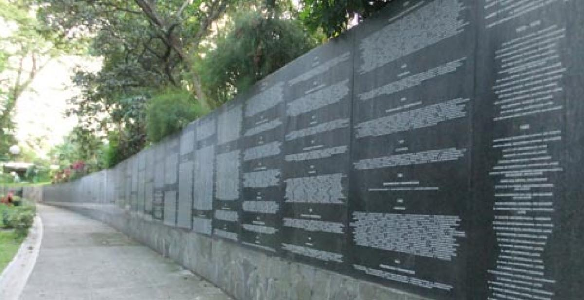 Photo of Monument to Memory and Truth, San Salvador