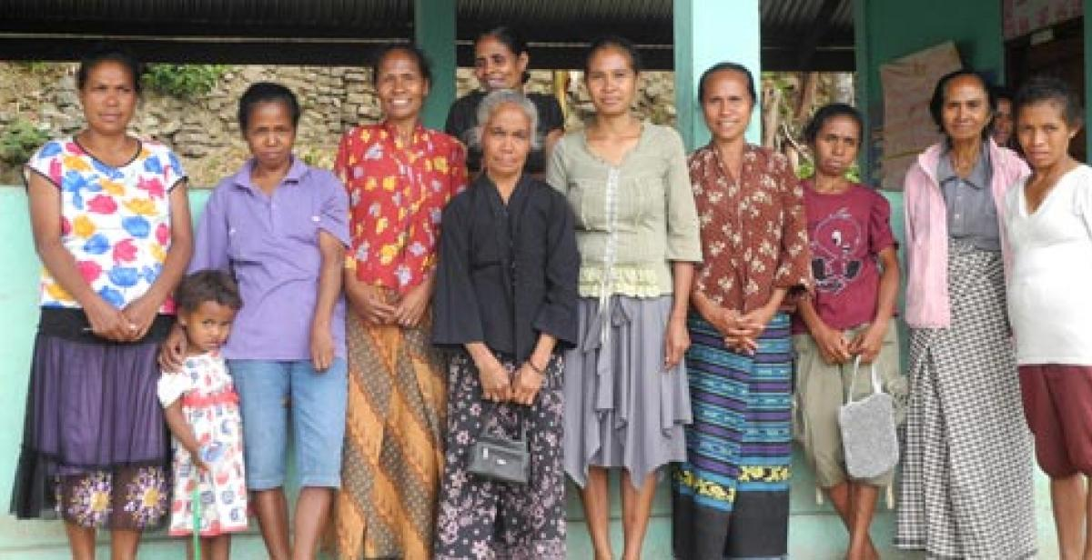 Women in Timor-Leste