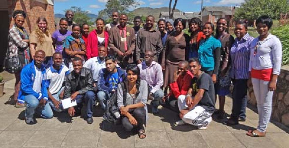 ICS teams in Mutare