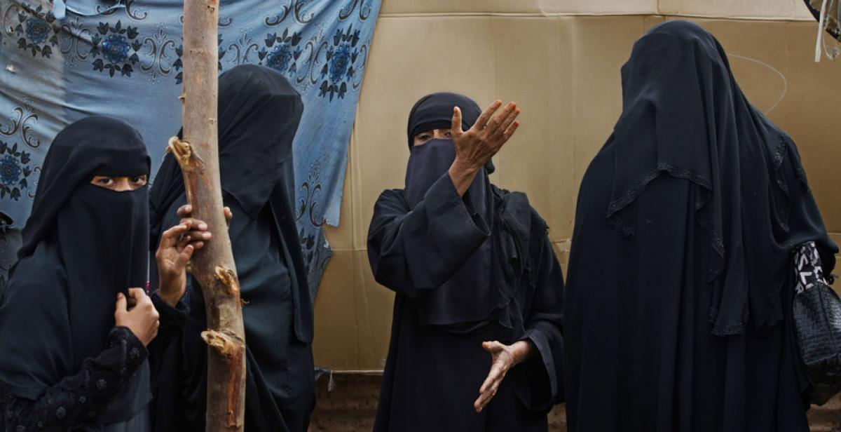 'Women champions' helping community members in Al-Hodeidah, Yemen