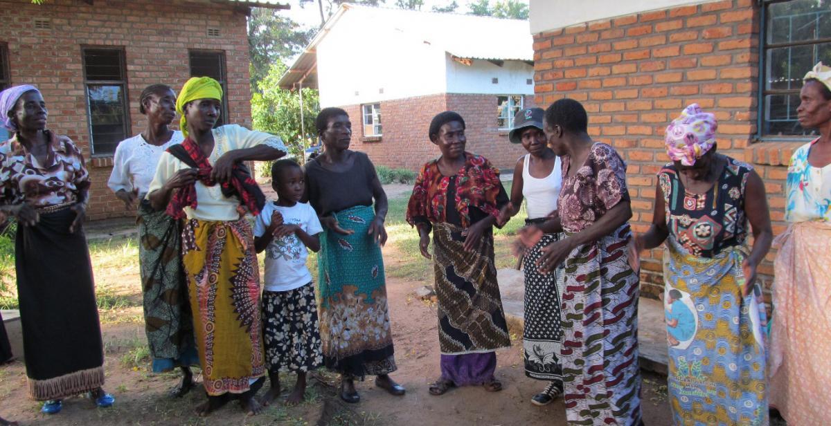 Timasukilane Support Group, Liwaladzi, Nkhotakota