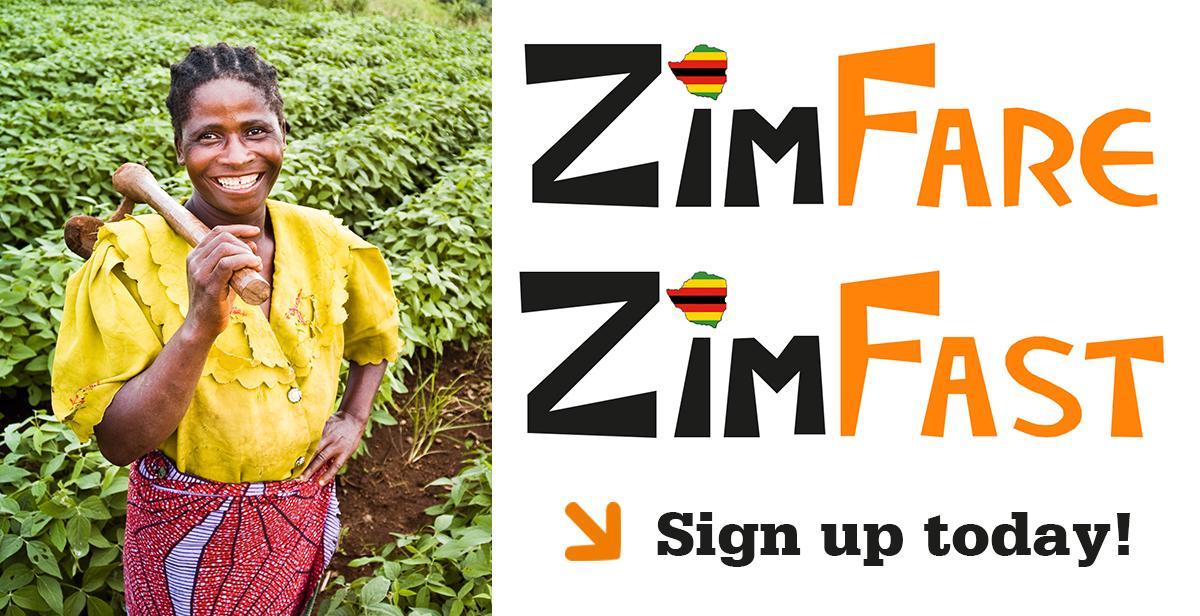 ZimFare ZimFast Sign Up Now