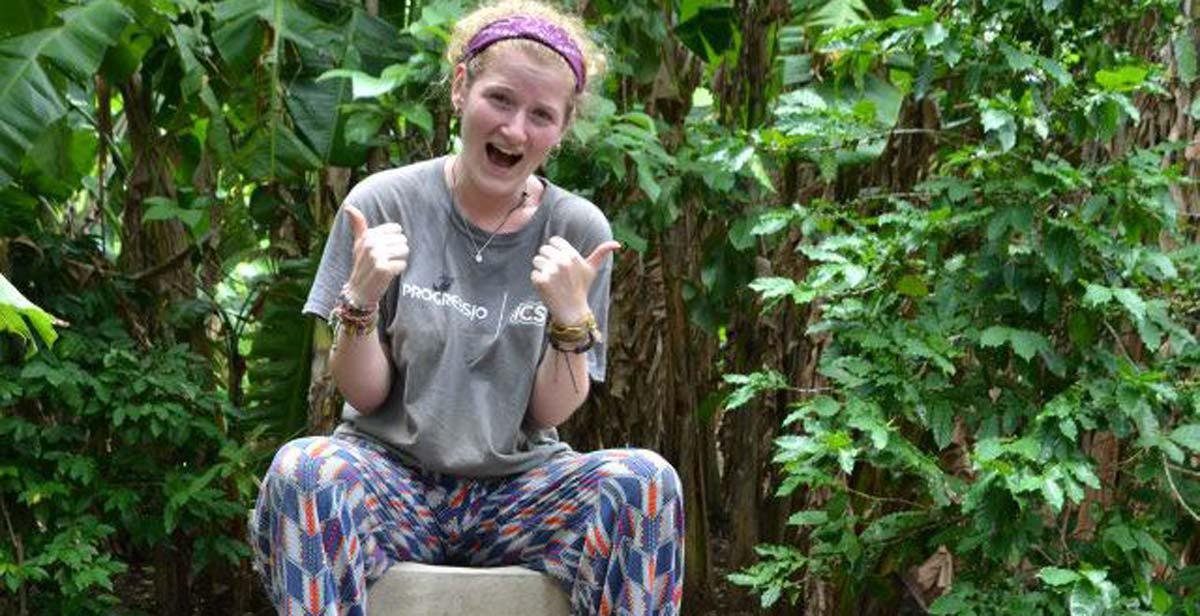 The photos used in this blog are of previous ICS teams building eco-latrines in Masaya, Nicaragua