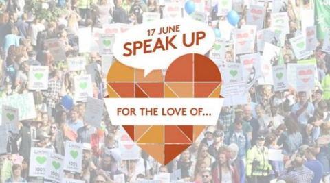 Progressio sign up speak up