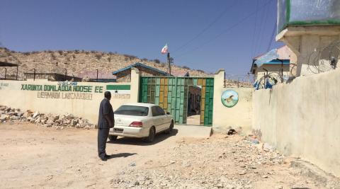 Council at Laas Caanood, Somaliland