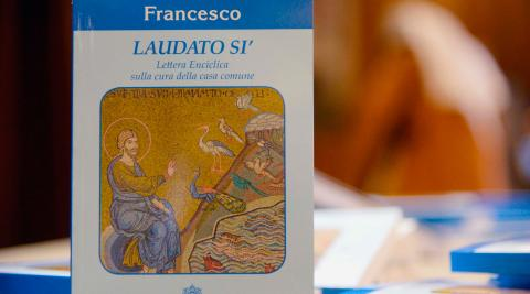 Laudato Si' is Pope Francis' environment-focused encyclical