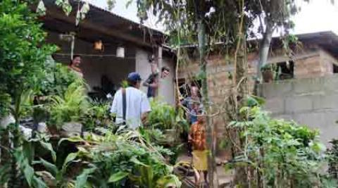 Home stay in Nicaragua