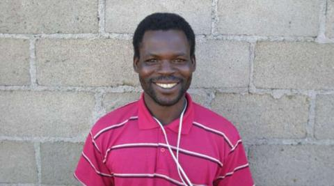 Christopher, a Pastor in Zimbabwe