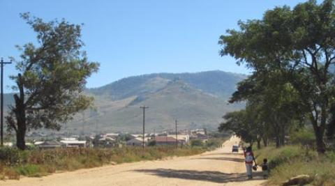 Outskirts of Mutare