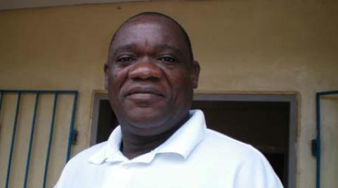 Peter Chinoko, CCJP Diocesan Secretary