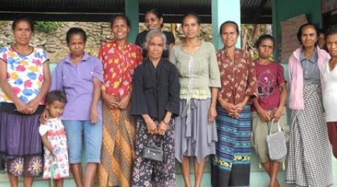 Women in Timor-Leste