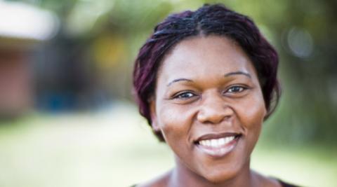 Progressio development worker Teclah Ponde
