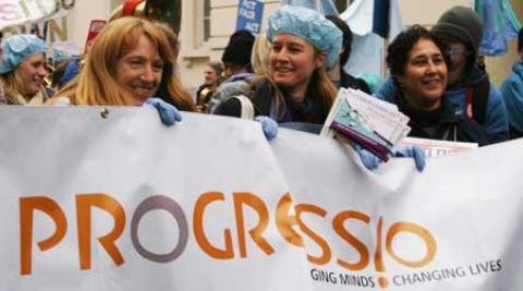 Progressio supporters take action ahead of the Copenhagen climate talks