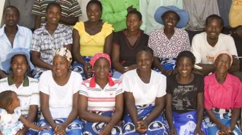 CCJP women's group