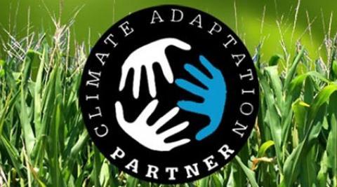 'Be a ClimatePro Partner' logo