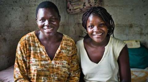 Irene and Tabeth Musarapasi, Zimbabwe