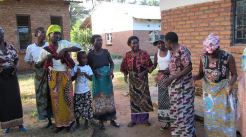 Timasukilane Support Group, Liwaladzi, Nkhotakota