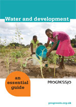 Water and development: cover