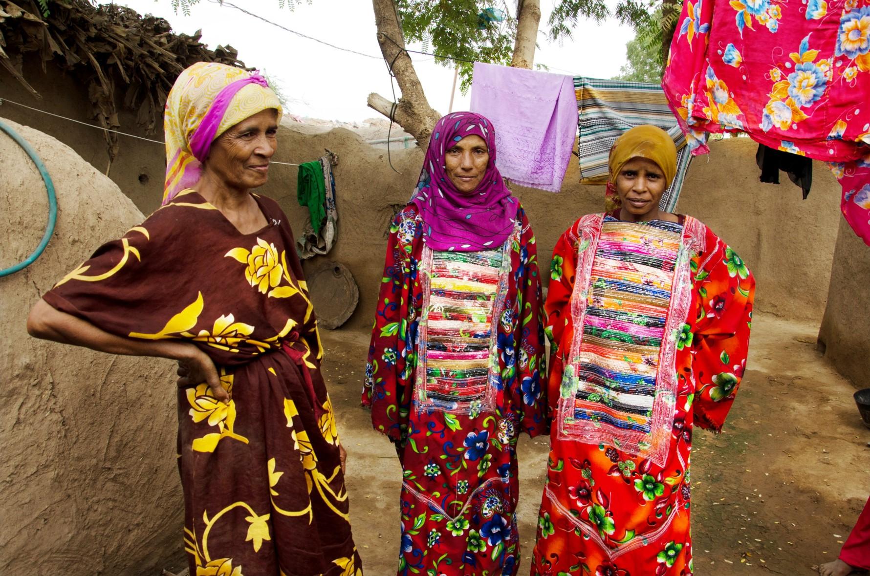 Yemeni women supported by Progressio's WASH project 2014. © Amira Al-SharifProgressio